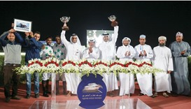 Little trouble as Topsy Turvy clinches Mesaimeer Cup