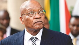 South Africa's Zuma denies owning 'palace' in Dubai