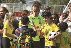 Brazil top FIFA rankings for first time since 2010