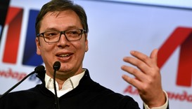 Serbian president-elect accused of poll fraud