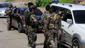 Five suspected kidnappers killed in Philippines shootout