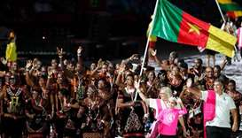 Five Cameroon athletes go missing