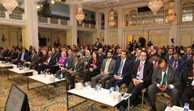 Qatar-US Economic Forum begins in Washington