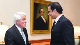 Economic ties with United States very robust: Emir