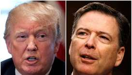 Trump attacks former FBI director over critical book