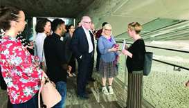'Marchitecture' programme ends successfully: Qatar Museums