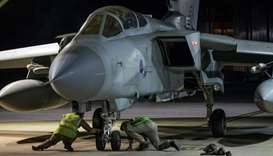 Britain says we had to attack Syria, strikes were highly successful