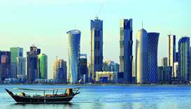 The Qatar economy 'demonstrated strong resilience' in Q4, 2017 despite the ongoing economic blockade