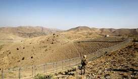 Two Pakistani soldiers killed in attack on Afghanistan border