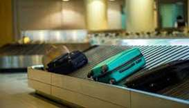 Passenger gets unintended ride on Moscow baggage carousel