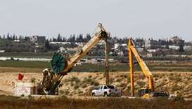 Israel says Gaza tunnel foiled, lifts veil on detection lab