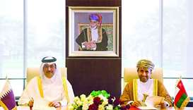 Qatar, Oman sign protocol to enhance air transport pact