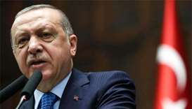 Erdogan urges Russia, Iran to stop 'disaster' in Idlib