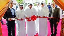 Qatar company sets up new manufacturing facility
