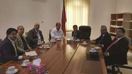 Iranian investors explore opportunities in Nepal