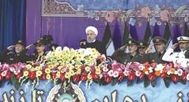 Iran will make or buy any weapons it needs: Rouhani