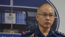 Philippines' new police chief vows reforms, intensified anti-drug war