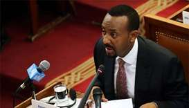 Ethiopia's PM replaces security commanders in reshuffle