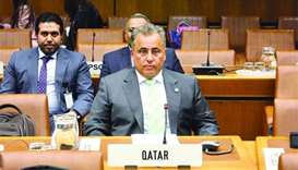 Qatar urges UN framework for outer space technology