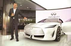 Nissan Infiniti aims to triple China sales: CEO