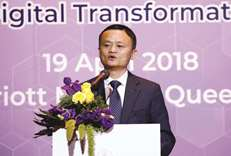 Alibaba is 'doing a lot of research' on driverless cars, says Ma