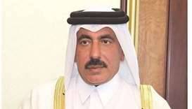 HE the Minister of Transport and Communications Jassim bin Saif al-Sulaiti
