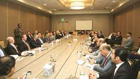 Roundtable participants explore investment opportunities