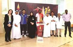 HMC hosts Qatar Stars League delegation