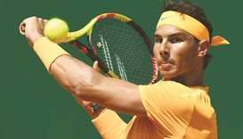 Underarm serve? When all else fails against Nadal, why not?