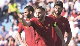 Roma warm up for Liverpool with 3-0 win over SPAL