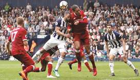 West Brom draw to steal spotlight from Salah