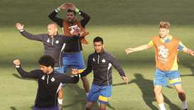 We'll do our best to win Qatar Cup: Gharafa's Amado
