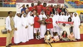 Arabi's overtime win clinches Emir Cup title