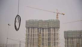 China banks extend $302bn in new property loans in Q1