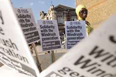 Windrush victims will be compensated: May