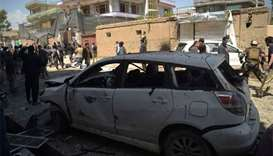 Suicide attack on Kabul voter registration centre kills 31