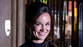 Kate's sister Pippa Middleton pregnant with first child