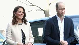 British royal baby on way: Kate  goes into labour