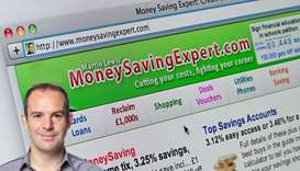 Martin Lewis, founder of MoneySavingExpert