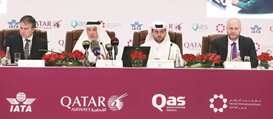 QAS to expand internationally: al-Baker