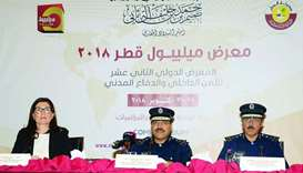 `Milipol Qatar 2018 expected to be largest ever'