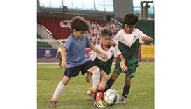 Aspire Academy celebrates conclusion of annual SFT