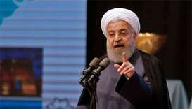 Rouhani questions 'right' to seek new nuclear deal