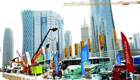 Businesses are aiming on winning new contracts amid the increase in spending for projects in Qatar t