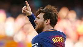 Gooooal! Messi scores in EU court battle to trademark name