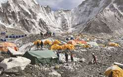 Nepal preps for busy year as hundreds eye Everest