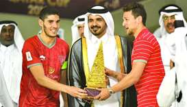 Duhail lift Qatar Cup in a thriller