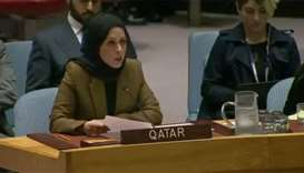 Qatar calls for immediate lifting of the unjust siege