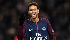 Neymar to resume training on Sunday, says PSG
