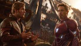 'Avengers' closes in on all-time domestic weekend record